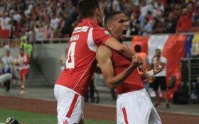 Сын Ривалдо забил гол в дебютном матче Лиги Европы