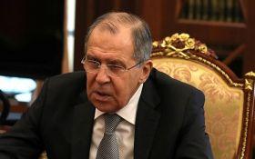 Прикрываются террористами для смены политического режима: Лавров выдвинул громкие обвинения США