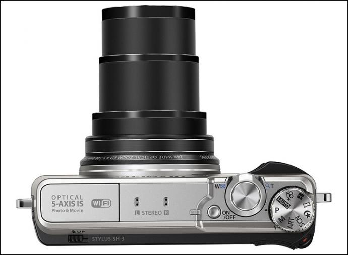 Фотокамера Olympus, сменившая предшественника, поддерживает 4K-видеозапись (фото) (4)