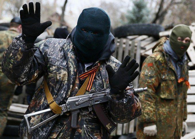 В ряди бойовиків на Донбасі набирають місцевих жителів з судимістю, - Міноборони