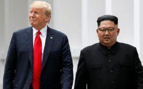 """""""Дуже розчаровані"""": у Кім Чен Ина прокоментували переговори з Трампом"""