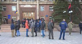 У Миколаєві форум партії Медведчука вилився в безлади: з'явилися фото