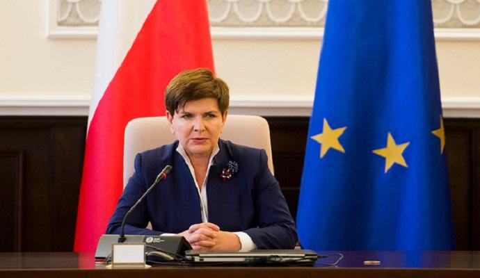 Польський прем'єр вважає, що ризику санкцій ЄС проти Польщі немає