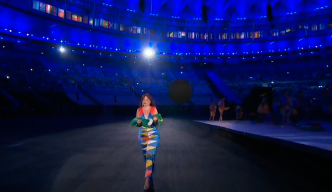 Церемония открытия Паралимпиады-2016: фото и видео из Рио (67)