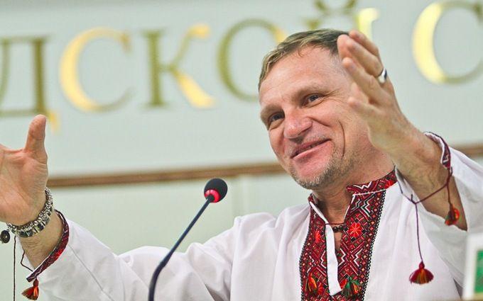 """""""Гетто для дебілів"""": Скрипка запропонував покарання тим, хто не може вивчити українську"""