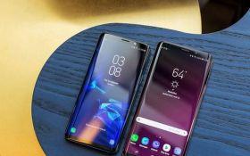 Samsung презентувала нові смартфони Galaxy S9 і S9+