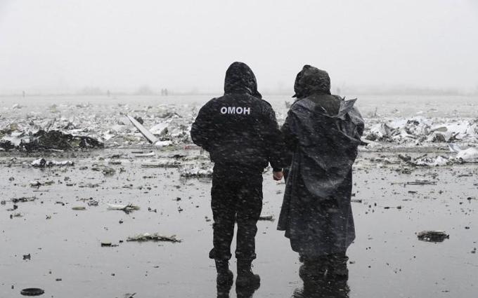 В Ростовской области проведут денежные выплаты семьям погибших в крушении самолёта