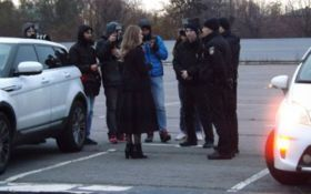 Патрульная полиция оштрафовала известную телеведущую: опубликованы фото