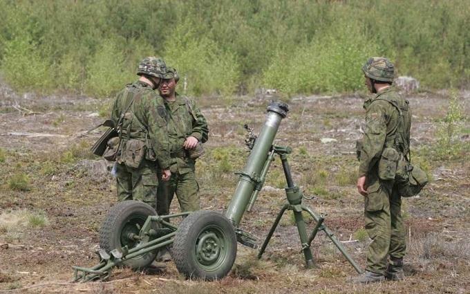 Сутки в зоне АТО: боевики накрыли обстрелами сразу три направления