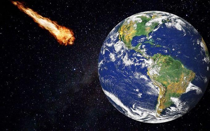 До Землі летить небезпечний астероїд: його вдалося зняти на відео