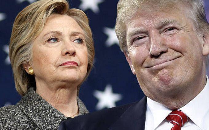 """""""Третій учасник"""" дебатів Клінтон і Трампа став хітом мережі: з'явилося відео"""