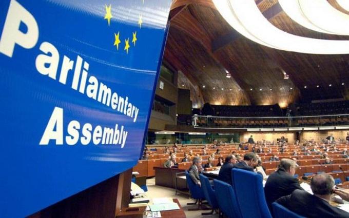Европу расстроил украинский закон «о партийной диктатуре»