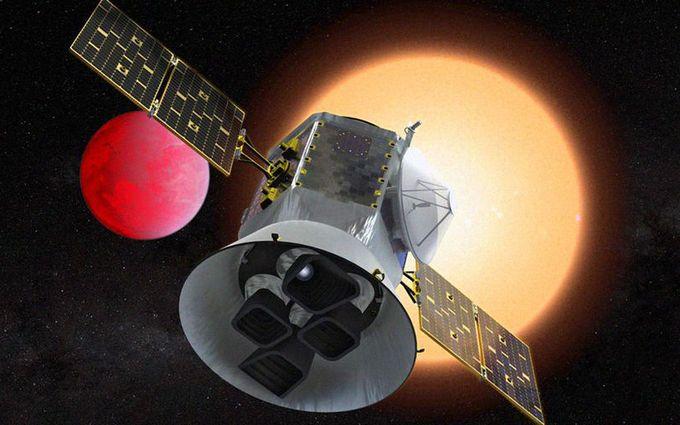 Космічне видовище: телескоп TESS надіслав перше фото на Землю