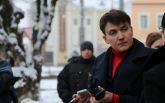 Савченко в тюрьме на Донбассе: появились новые подробности и видео
