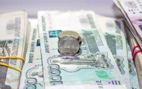 Догралися: рубль падає через напад Росії на українські кораблі