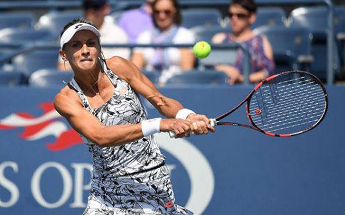 Українська тенісистка створила сенсацію в Китаї