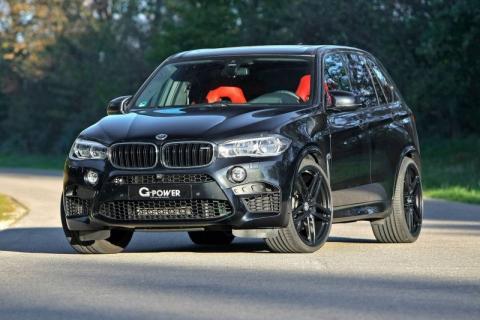 G-Power представив 700-сильний BMW X5 M (7 фото) (1)