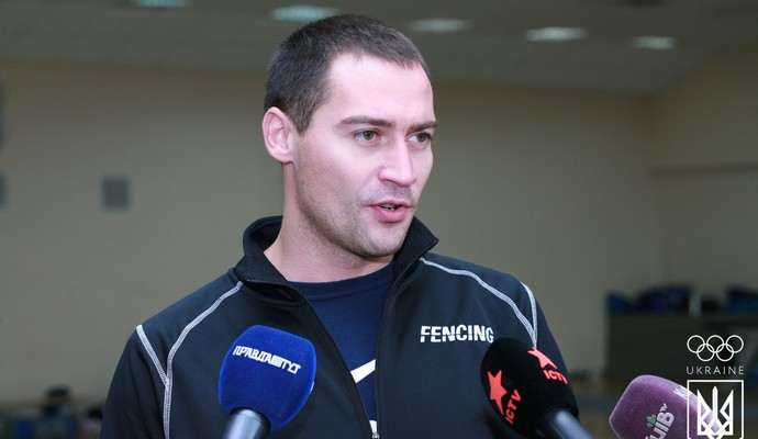Украинец занял второе место на Кубке Европы по фехтованию