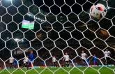 Германия - Франция - 0-2: видео голов