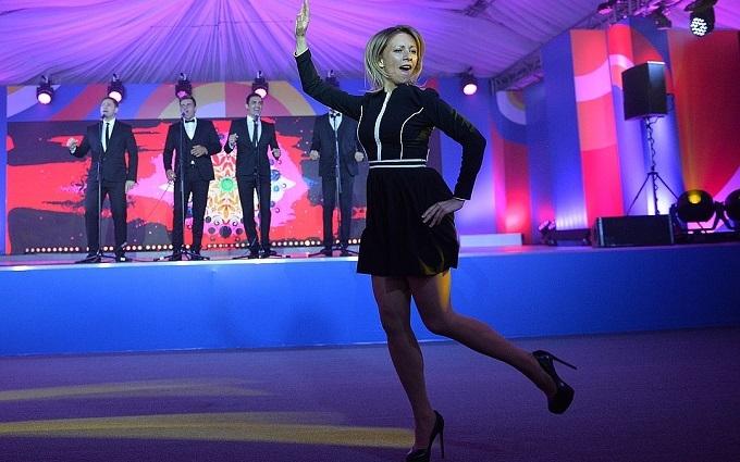 Одіозна путінська чиновниця показала, як танцює: опубліковано відео