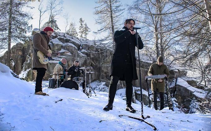 Український гурт зняв кліп за мотивами історичного екшна: опубліковано відео