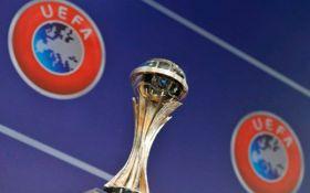 Збірна України невдало стартувала на Євро-2017