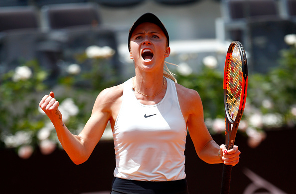 Украинская теннисистка рекордно выиграла супертурнир в Риме (1)