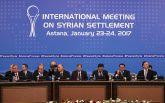Переговоры по Сирии: стало известно, на чем сошлись Россия, Турция и Иран