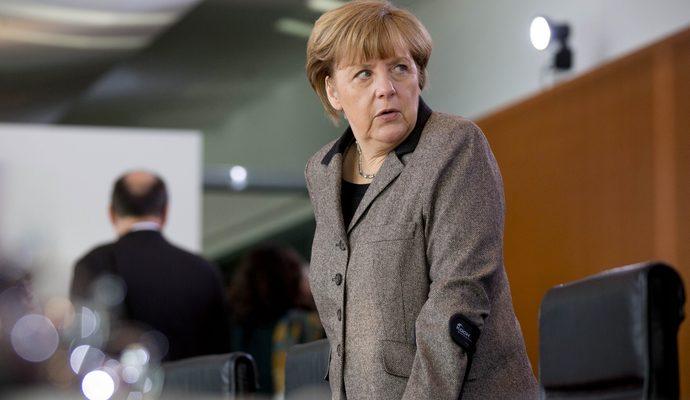 Меркель: мы достигнем прогресса на переговорах в нормандском формате