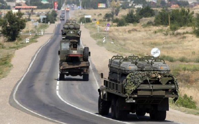 У Росії передислоковують військову техніку поблизу кордону з КНДР