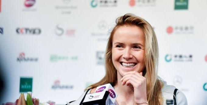 Свитолина претендует на звание теннисистки года