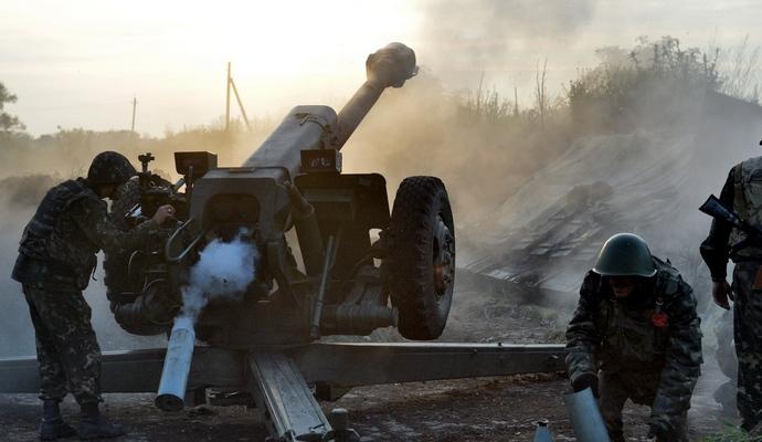 Боевики обстрелами провоцируют украинскую армию