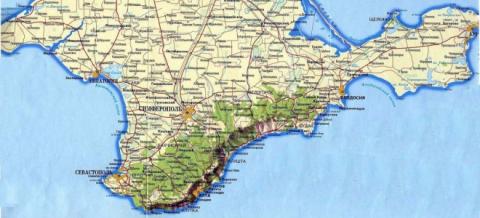 Держприкордонслужба розповіла про пасажиропотік на кордоні з Кримом