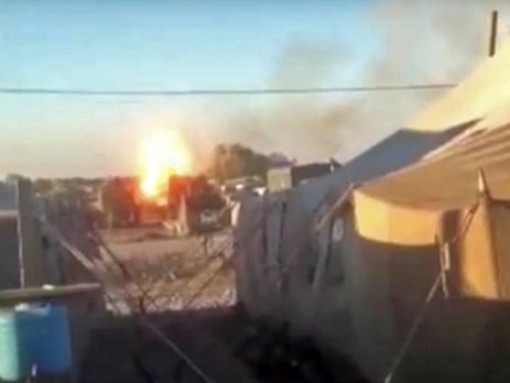 Через вибух танка на полігоні у Дніпропетровській області постраждали троє військових (1)