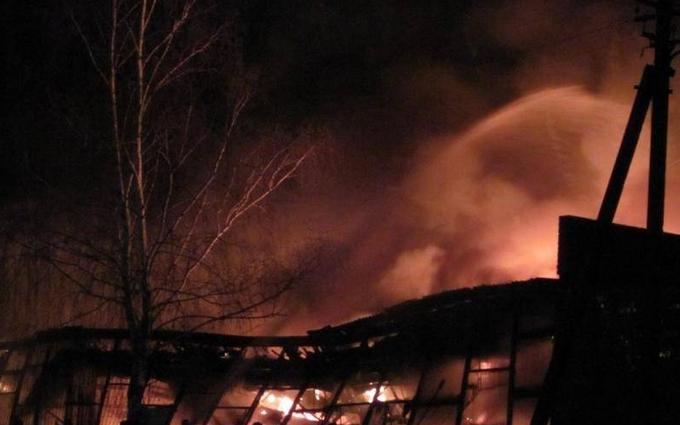 В Чернигове произошел мощный взрыв: появились фото и видео
