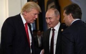 Названа главная тема встречи Трампа и Путина