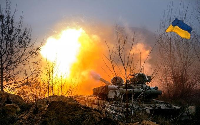 Украинские военные понесли потери, но метко ответили боевикам: карта АТО