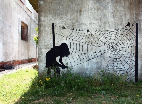 Красномовний стріт-арт з гострим соціальним змістом (16 фото) (7)