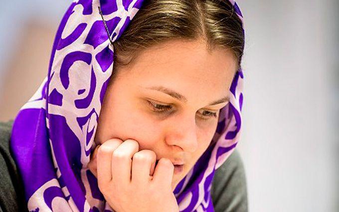 Украинка лихо вышла вчетвертьфинал чемпионата мира