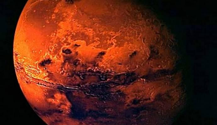 Опубликованы снимки потенциально обитаемых озер на Марсе