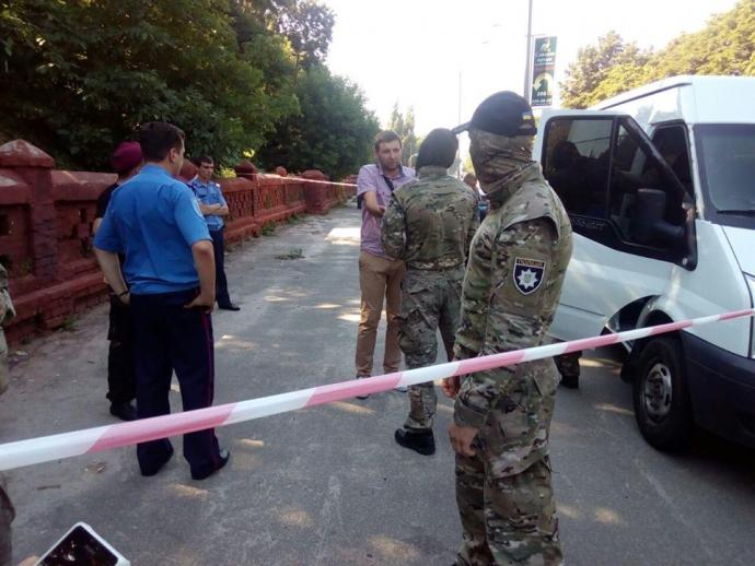 Розгорається скандал із побиттям підозрюваних у справі Бузини: з'явилися фото (1)