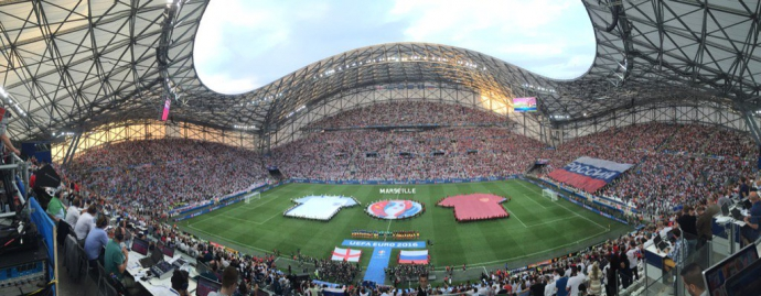Англия - Россия - 1-1: хронология матча первого тура Евро-2016 (1)