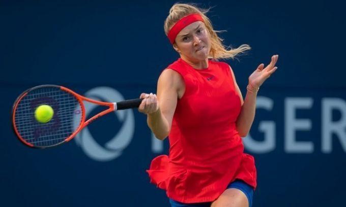 Мугуруса одолела Плишкову ивышла вфинал теннисного турнира вЦинциннати