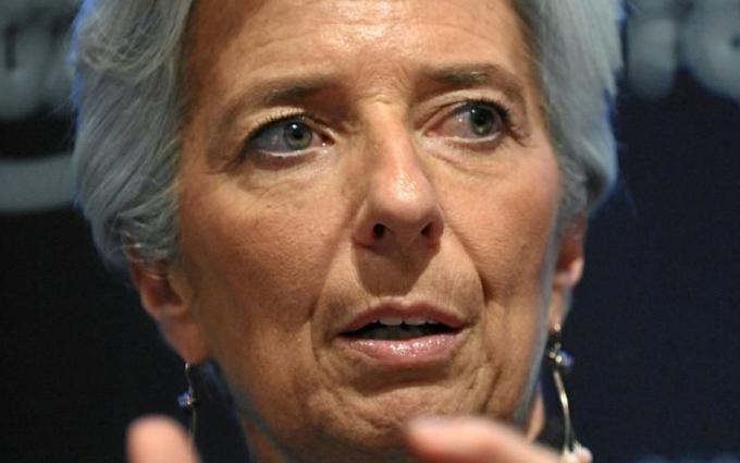 Голова МВФ пояснила, чому Україні не дають грошей