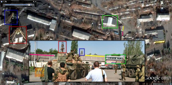 З'явилися нові відео з доказом вторгнення Росії на Донбас (2)