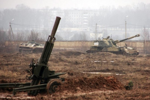 Полторак: Україна готова почати відведення мінометів на Донбасі