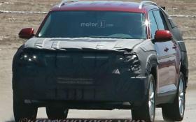 Шпионы рассекретили новый внедорожник Volkswagen: опубликованы фото