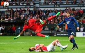 Аякс - Манчестер Юнайтед - 0-2: видео голов