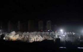Разрушение 19 многоэтажек в Китае впечатлило сеть: появились яркие видео