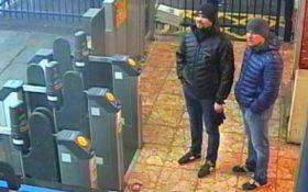 Отруєння Скрипаля: розкриті несподівані деталі про підозрюваних агентів Кремля